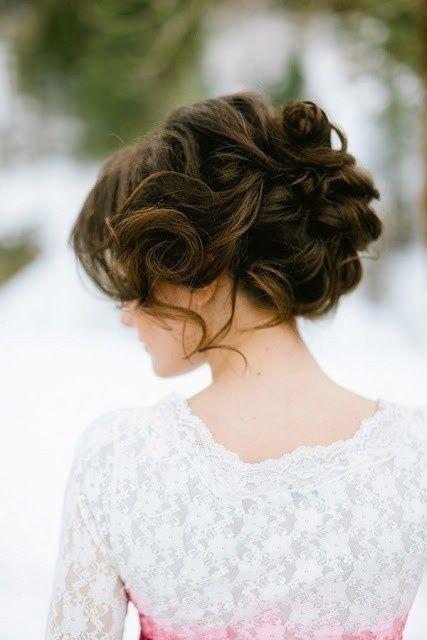 زفاف - Bride's Wedding Up-do!