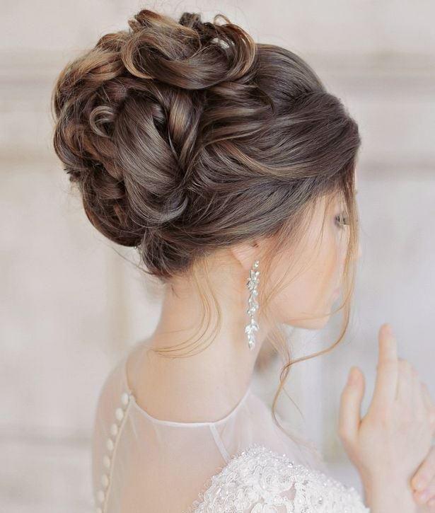 زفاف - Topuz Saç Modelleri-gelin Başı-gelin Saçı Modelleri-gelin Saç Modelleri-gelinlik Saç Modelleri-12