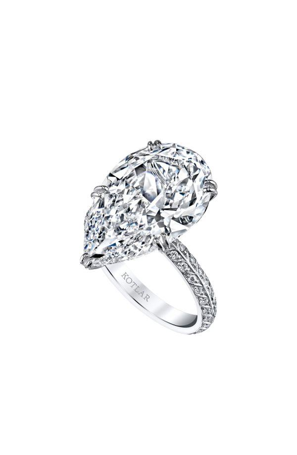 Mariage - Which Engagement Ring Is A Match Made In Heaven With Your Zodiac Sign?