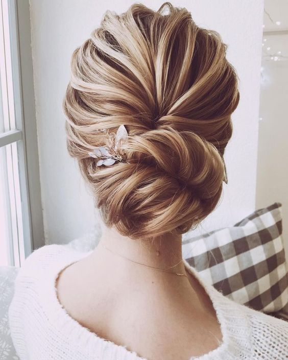 زفاف - Updo Hairstyleupdo Wedding Hairstyles With Pretty Detailsupdo Wedding Hairstyles Updo Wedding Hairstyleupdo Id…