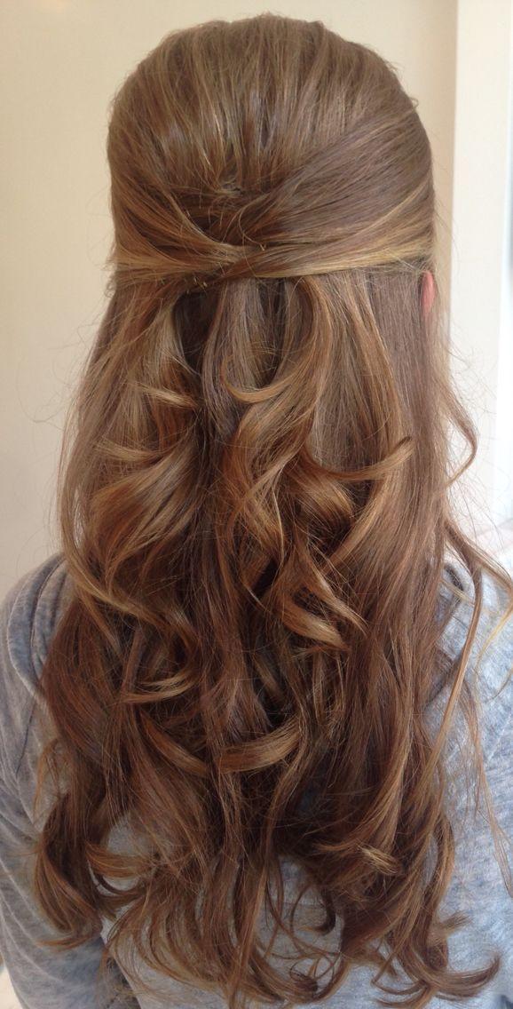 Свадьба - 15 Easy Office Hair Fix