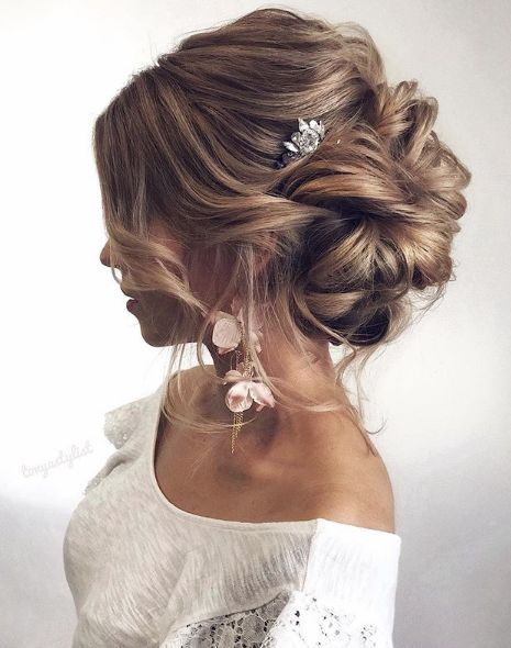 Свадьба - Wedding Hairstyle Inspiration - Tonyastylist