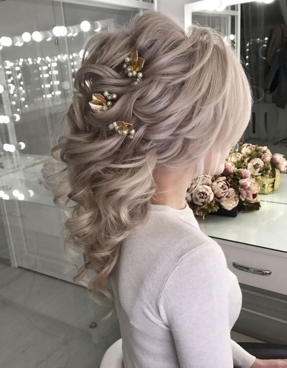 زفاف - Best Wedding Hairstyles : Featured Hairstyle: Lavish.pro; Www.lavish.pro; Wedding Hairstyle Idea.