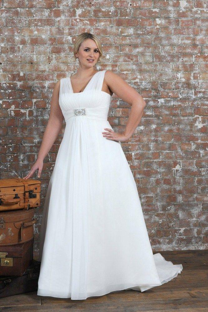 زفاف - View Dress - CALLISTA Collection: 4146 - For Brides With Curves, Available At Perfect Day, Lurgan, 02838321607