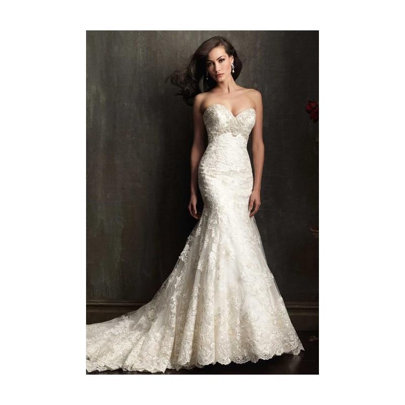 e90fc7a3227 Allure Bridals - 9051 - Stunning Cheap Wedding Dresses  2874602 ...