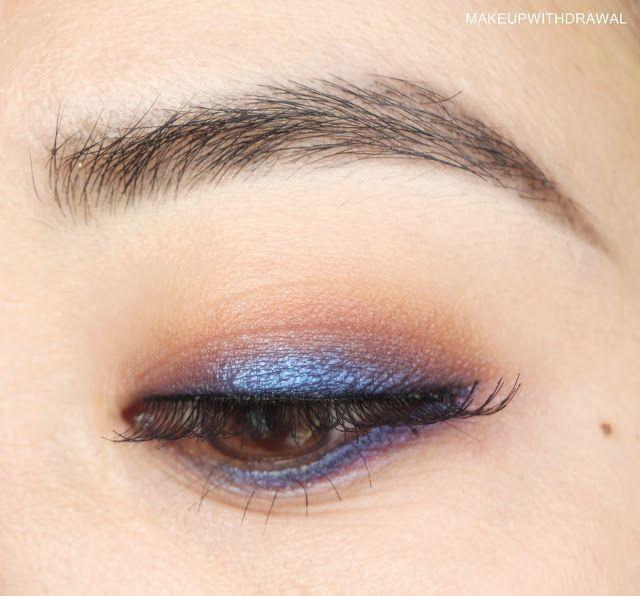 Mariage - Last Weekend's Eye Look: Anodized Titanium Look (Makeup Withdrawal)