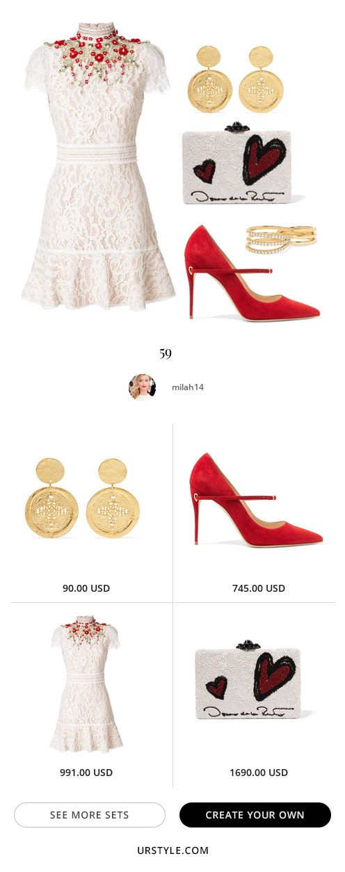 زفاف - #fashion #ootd #inspiration #style #stylization #urstyle #styleset #clothes #earrings #pumps