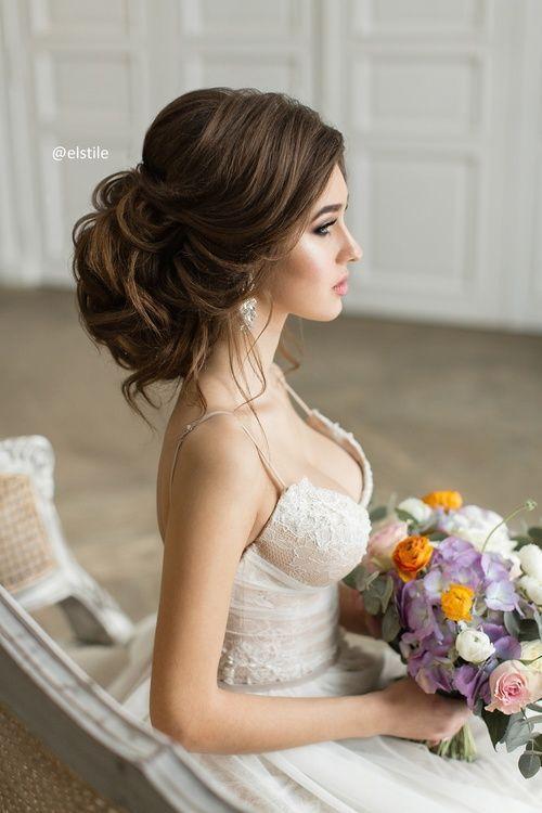 Mariage - Wedding Hairstyle Inspiration - Elstile