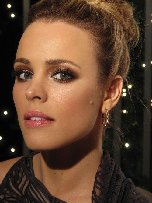 Свадьба - {Gorgeous Makeup - Rachel McAdams}