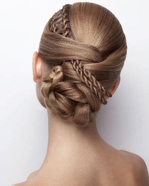 زفاف - 52 Spring/Summer Wedding Hairstyle Inspirations