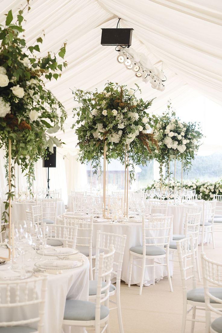 Mariage - Elegant At Home English Summer Wedding