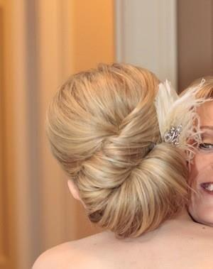 Hochzeit - Beautiful Bridesmaids Updo For The Next Time I Am One