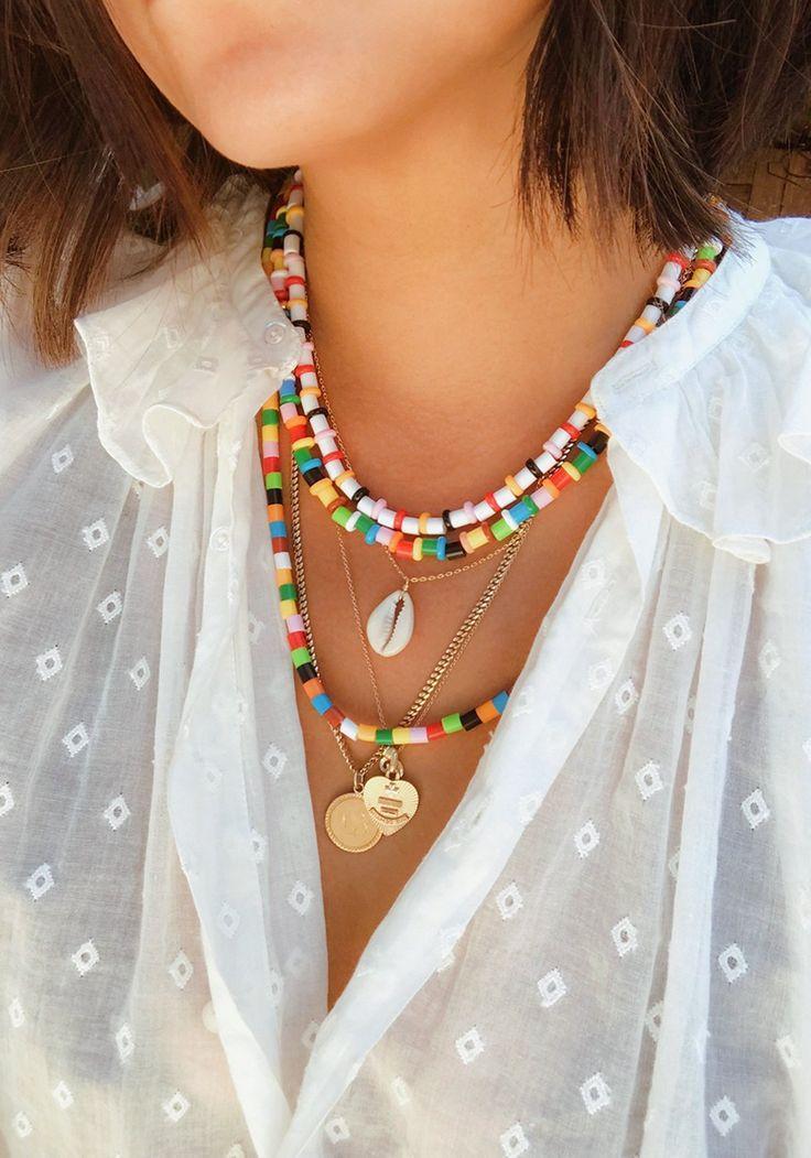 Hochzeit - DIY Perler Bead Jewelry – Honestly WTF
