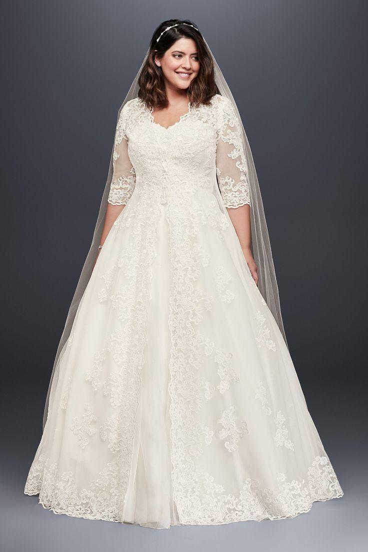 Свадьба - 11/15/17 Www.davidsbridal.com/10924356