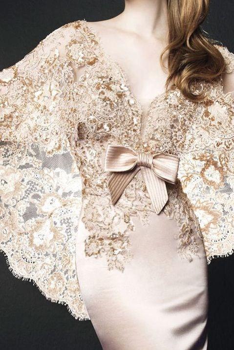 Wedding - Zuhair Murad For Rosa Clará - Detail