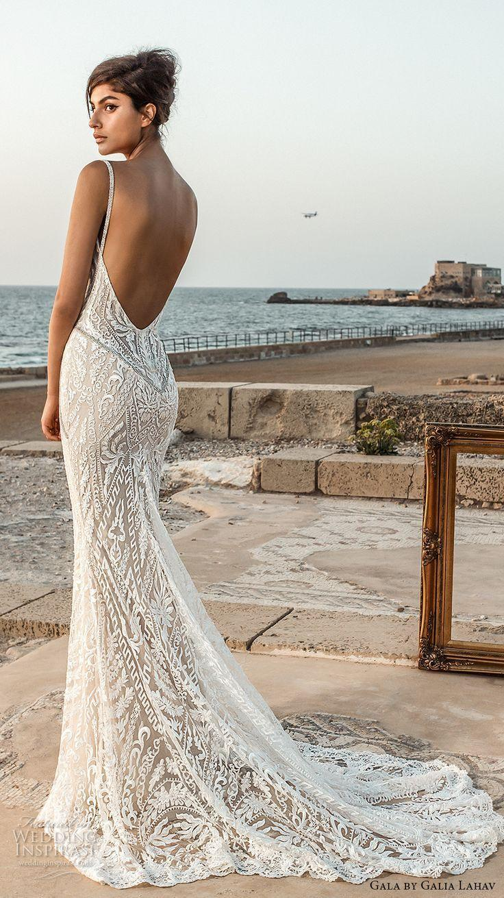 Свадьба - This Galia Lahav Gala 2017 Bridal Dress Has A Sexy Open Back And Gorgeous Embellishments. Let The Collection Inspire You For Your Ow…