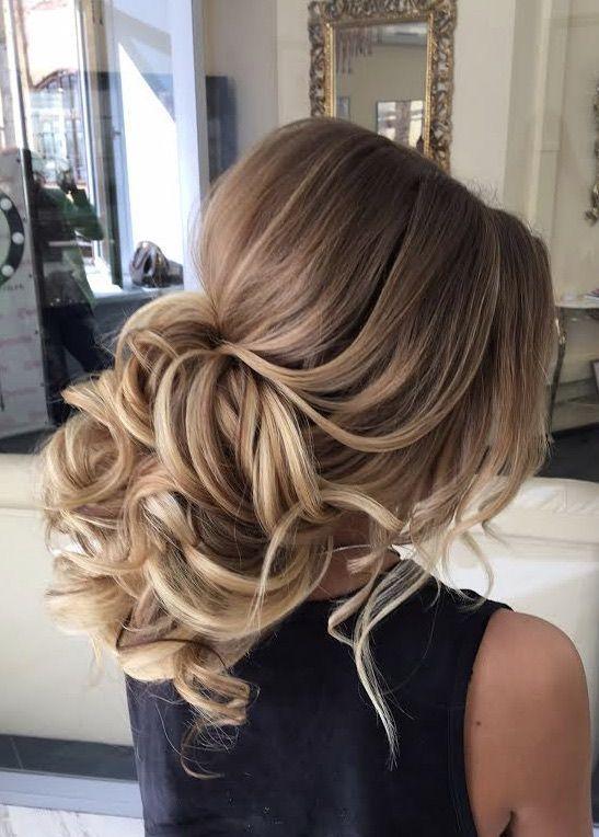 Mariage - Wedding Hairstyle Inspiration - Elstile (El Style