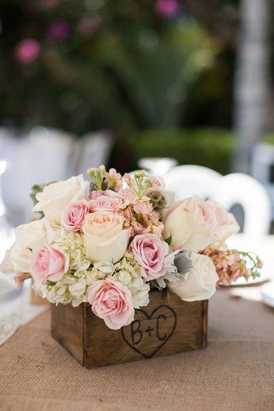 Rustic Wedding Centerpieces.100 Country Rustic Wedding Centerpiece Ideas 2874950 Weddbook