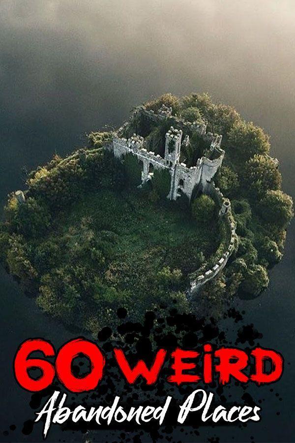 زفاف - 60 Weird Abandoned Places