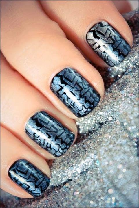 Wedding - Nails Art
