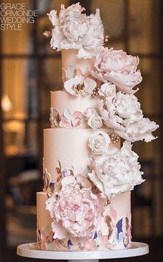 Свадьба - Cake By Nicole McEachnie