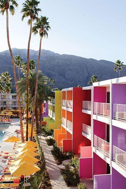Свадьба - How To Do A Palm Springs Weekend Right