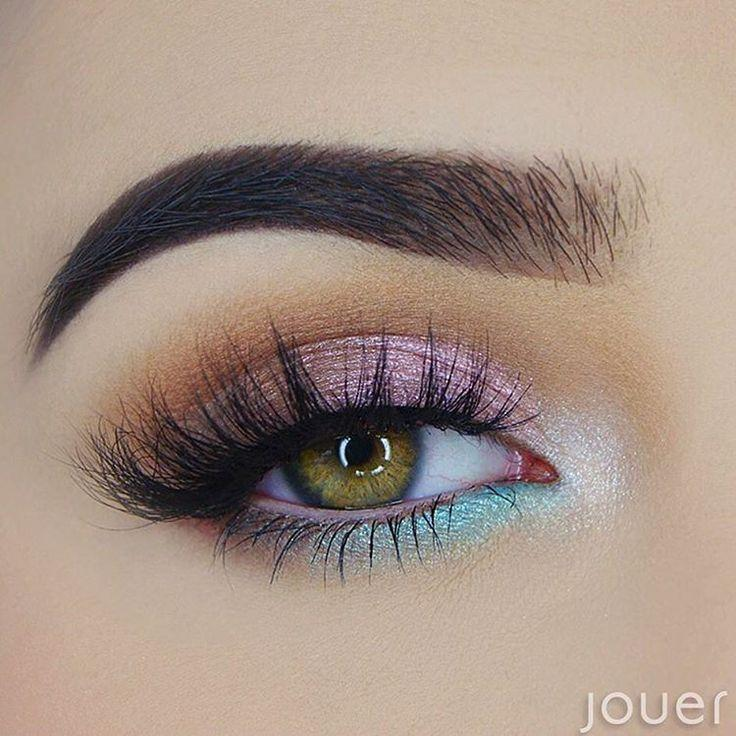 "Hochzeit - 1,983 Likes, 58 Comments - Jouer Cosmetics (@jouercosmetics) On Instagram: ""Create The Perfect Summer Eye Look With Splash, Coconut, …"