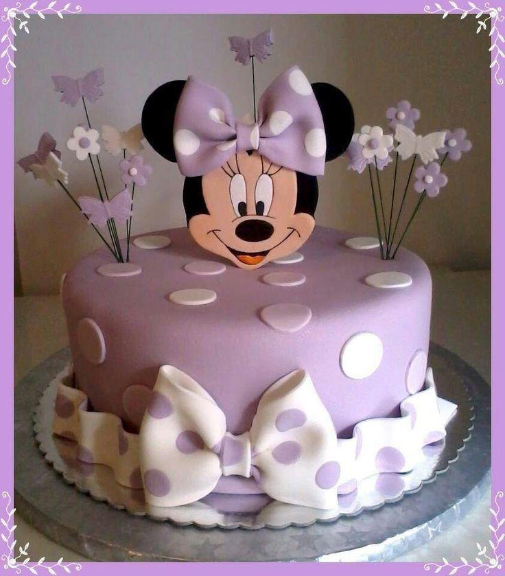 زفاف - Minnie Mouse Cake