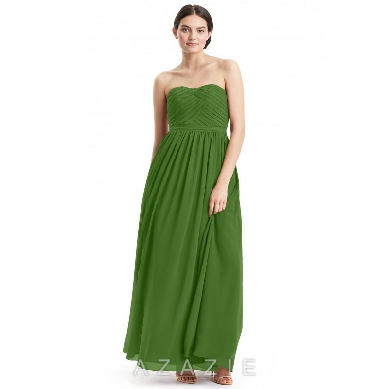 زفاف - Moss Azazie Aria - Simple Bridesmaid Dresses & Easy Wedding Dresses