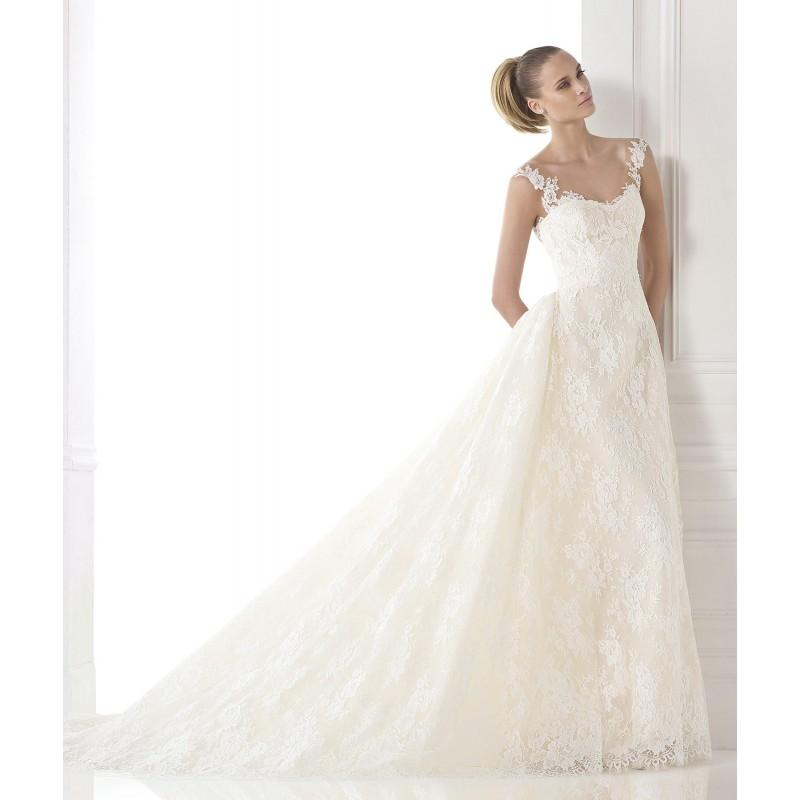 Mariage - Pronovias CONSTANCE - Wedding Dresses 2018,Cheap Bridal Gowns,Prom Dresses On Sale