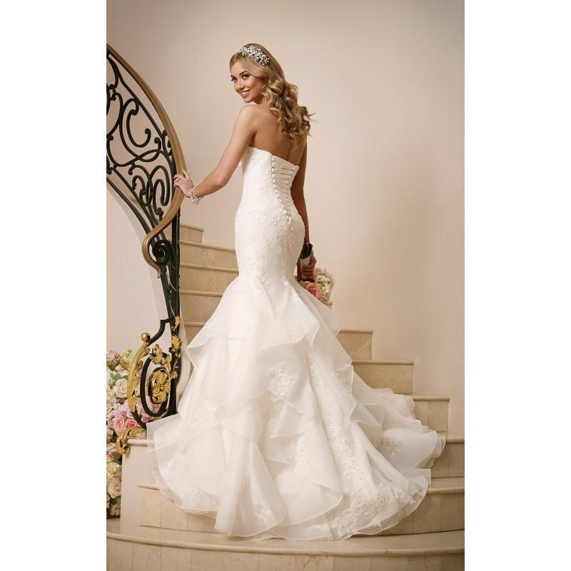 Mariage - Stella York Corset Wedding Dress -  Designer Wedding Dresses