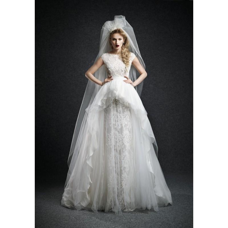 Hochzeit - Ersa Atelier Casiopeia -  Designer Wedding Dresses