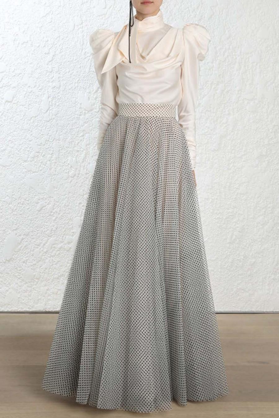 Wedding - Zimmermann Tempest Ballet Skirt