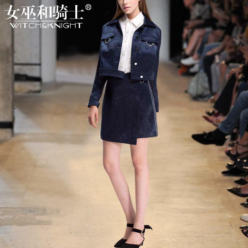Wedding - Vogue Attractive Trendy Outfit Twinset Skirt - Bonny YZOZO Boutique Store