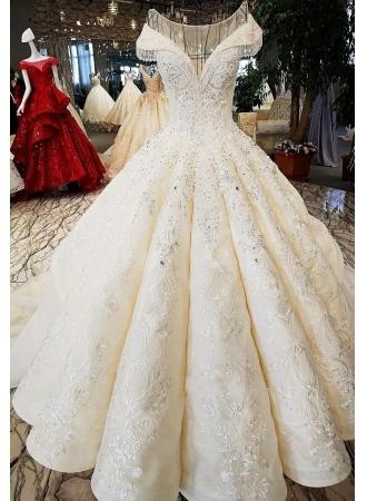 huge selection of c48e9 1970d Designer Brautkleider Prinzessin Mit Spitze Hochzeitskleider ...
