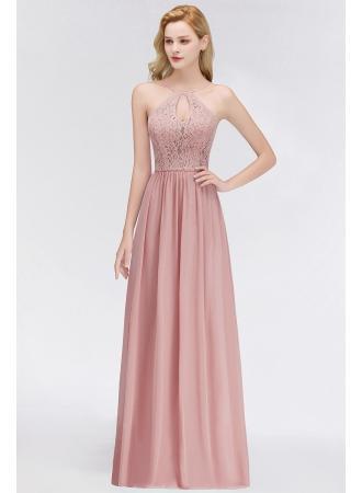 Kleid aus spitze lang