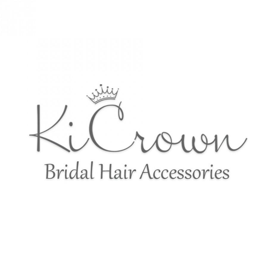Hochzeit - Bride's hair comb
