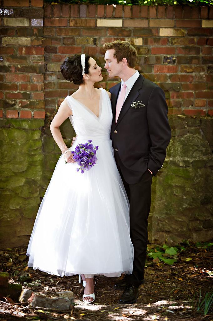 Mariage - THE TATIANA DRESS by Amy Jo Tatum