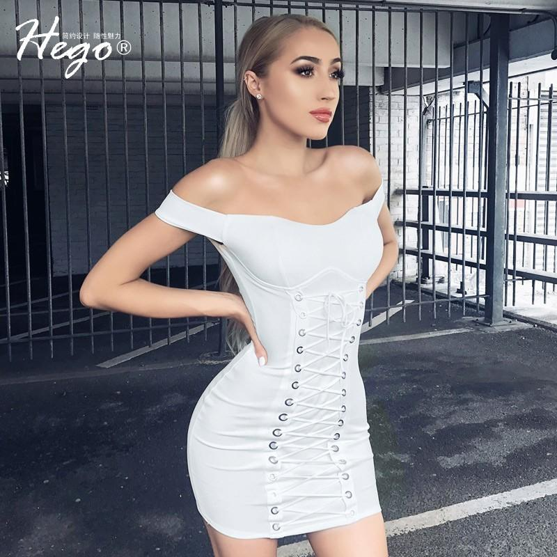 Wedding - Strapless Vogue Sexy Slimming Off-the-Shoulder Lace Up Fall Formal Wear Dress Basics - Bonny YZOZO Boutique Store