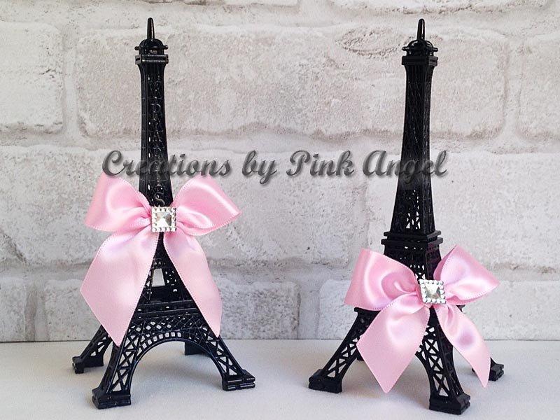 6 Paris Eiffel Tower Cake Topper For Paris Theme Party 1