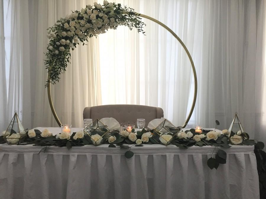 Arch Moon Gate Metal Arch For Weddings Flowers 2883694