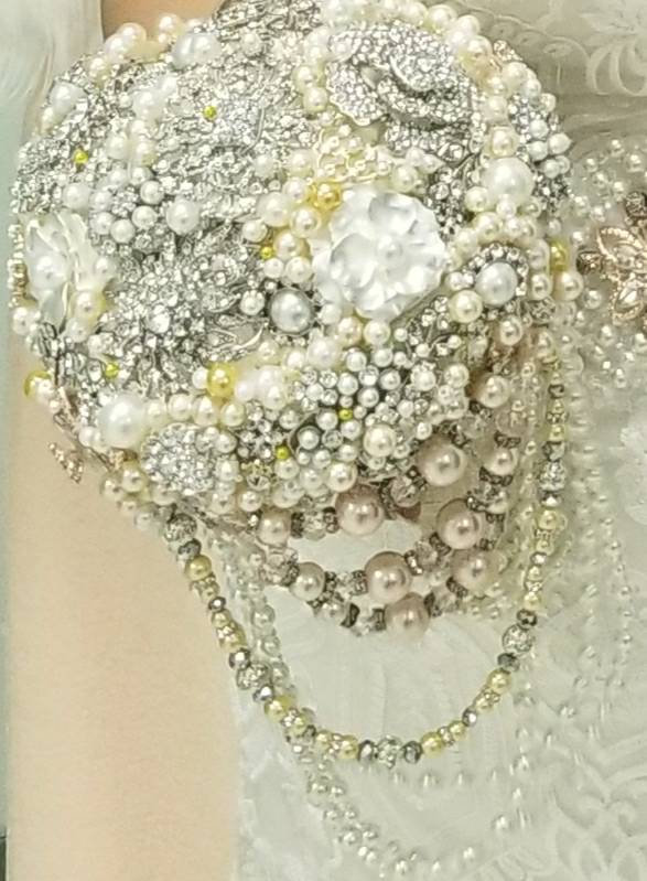 Wedding - Brooch Bouquet