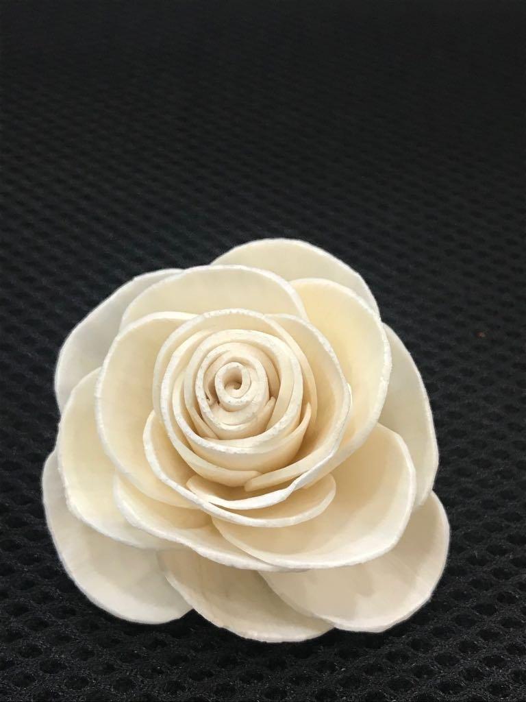 Свадьба - Sola Wood Flower Rosie  (For 100 flowers) - MOQ 10 in mixing quantity