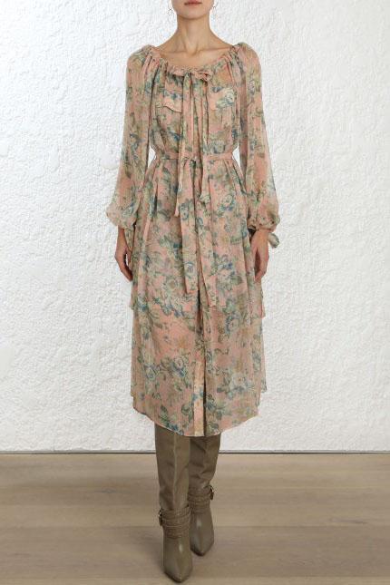 Mariage - Zimmermann Tempest Gathers Dress