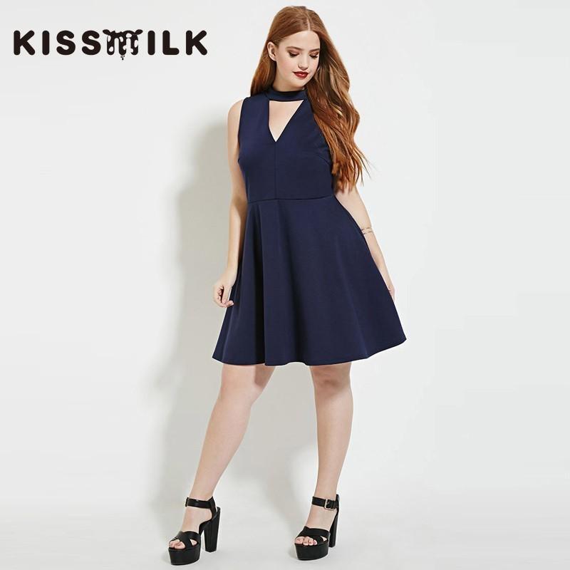 2017 Summer Dress New Model Women's Clothing Plus Size