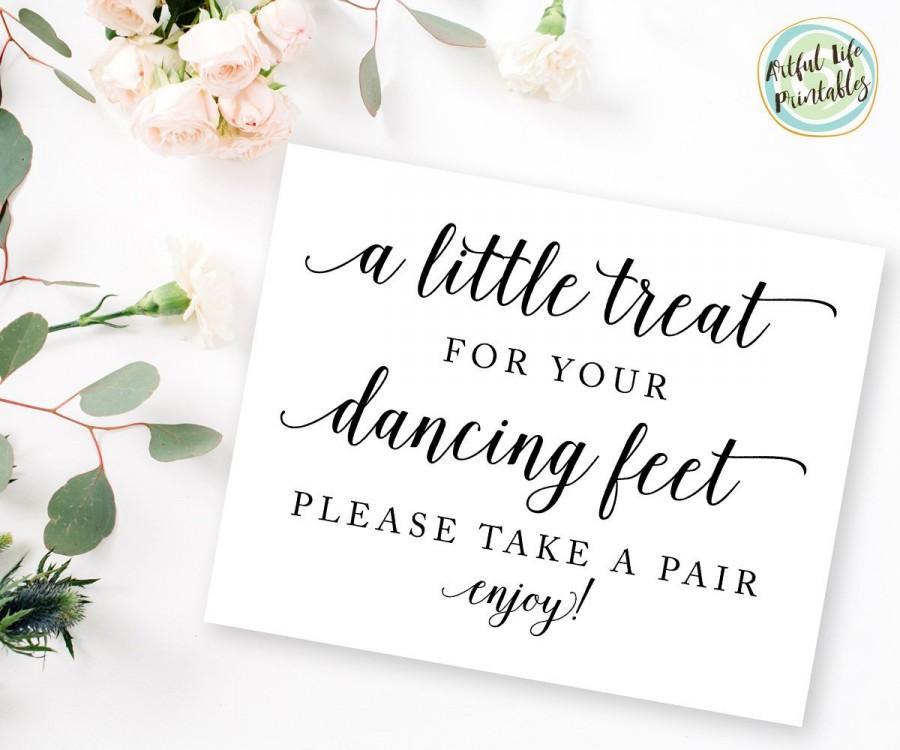 f53d5a49e69b Dancing Shoes Sign