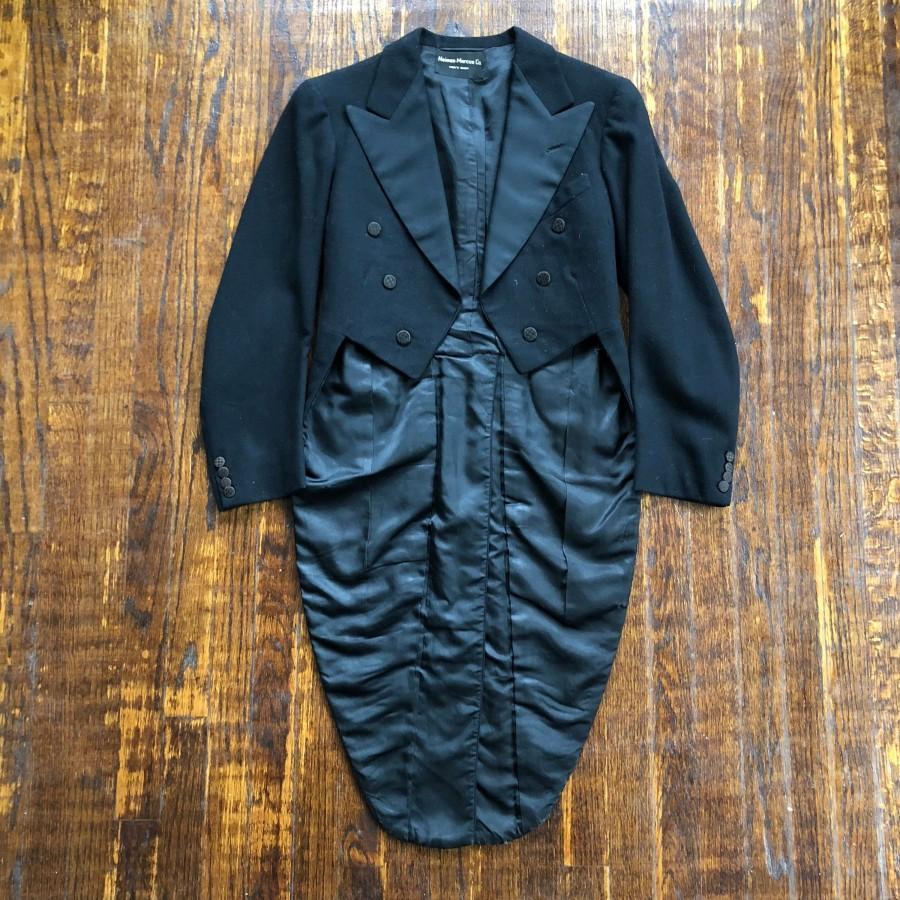 زفاف - 1933-35 Neiman Marcus Mens Store Tuxedo