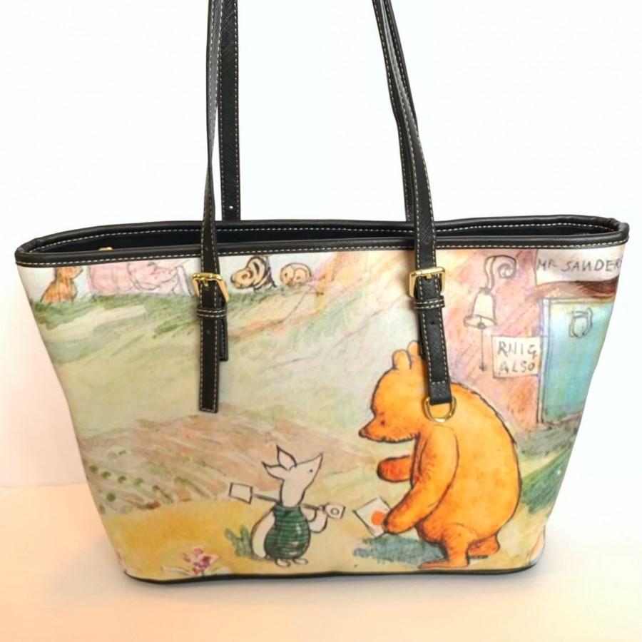 Свадьба - Winnie The Pooh Purse