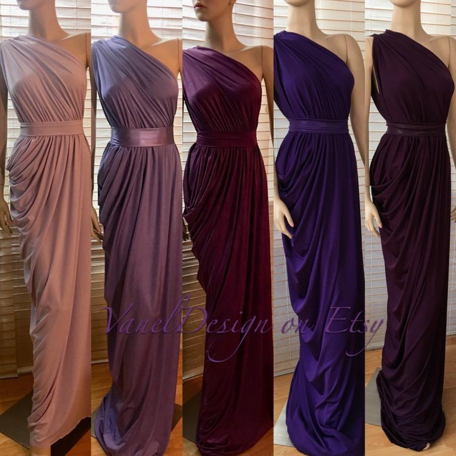 Hochzeit - Bridesmaid Dress Long elegant couture dress, high fashion dress, party dress,    edgy evening gown, ball gown, formal wear, prom dress