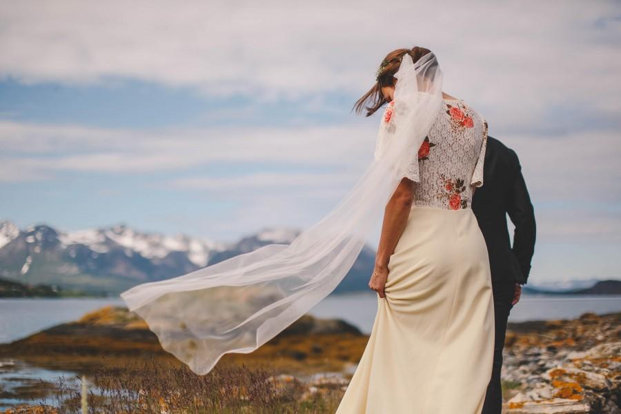 زفاف - Bohemian veil, wedding veil, drape veil, silk veil, soft tulle, draping veil, ivory, soft draping veil, english net, cathedral, fingertip